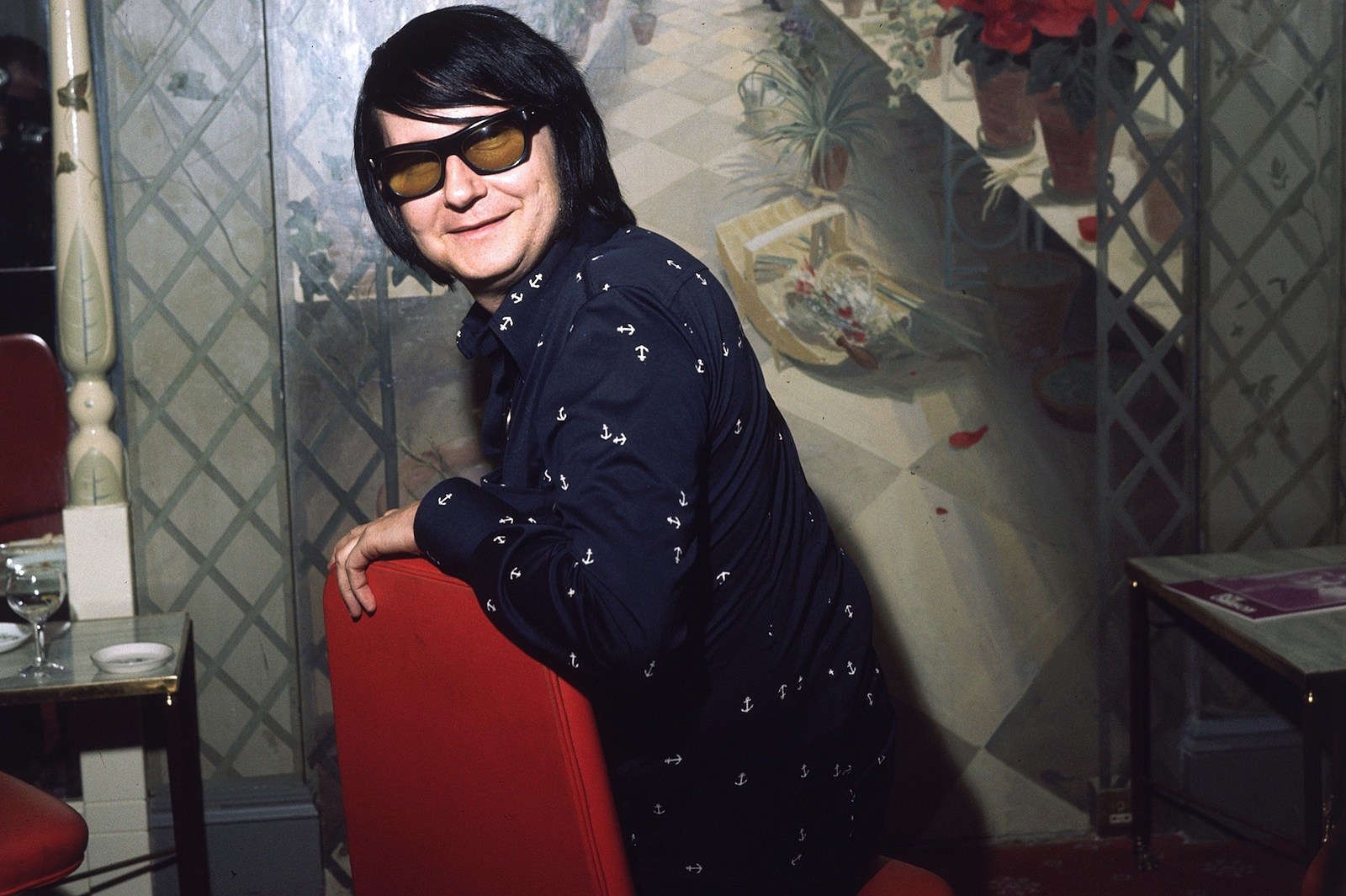 Alex Orbison dating