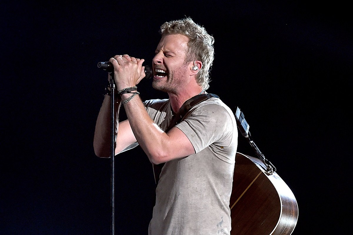 Cole Swindell and Dierks Bentley 2017 ACM Awards