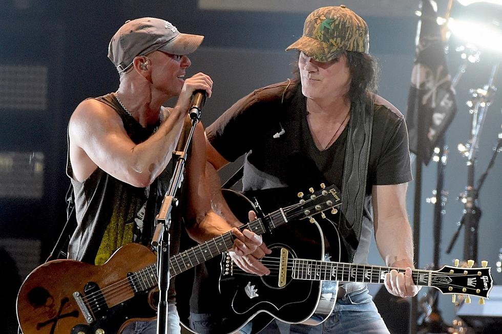 Chesney, Murphy Win 2018 CMA Awards Musical Event of the Year