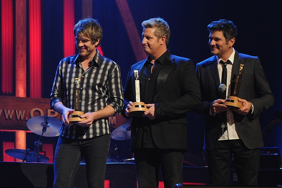 Country Music Memories: Rascal Flatts Debut on the Grand Ole Opry