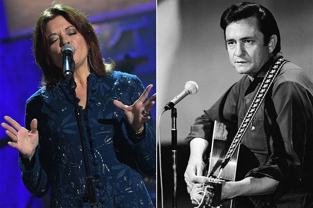 Rosanne Cash Remembers Johnny Cash as 'The Sweetest Dad', Despite Her 'Chaotic' Childhood
