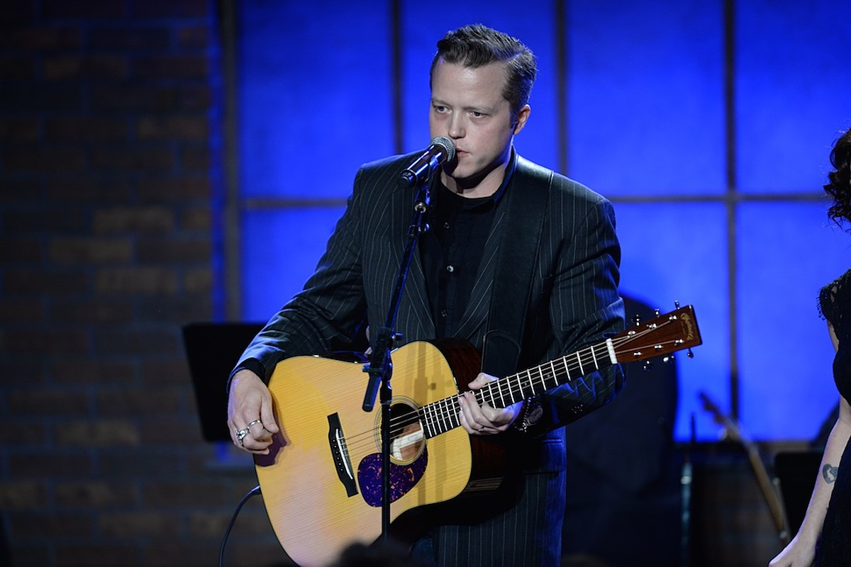 Everything We Know About Jason Isbell's 'Something More Than Free'