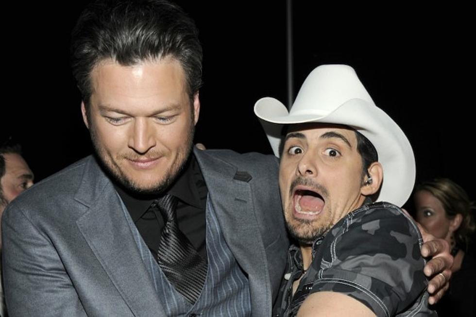 c3625d76a4769 Brad Paisley to Mentor Blake Shelton s Team on  The Voice