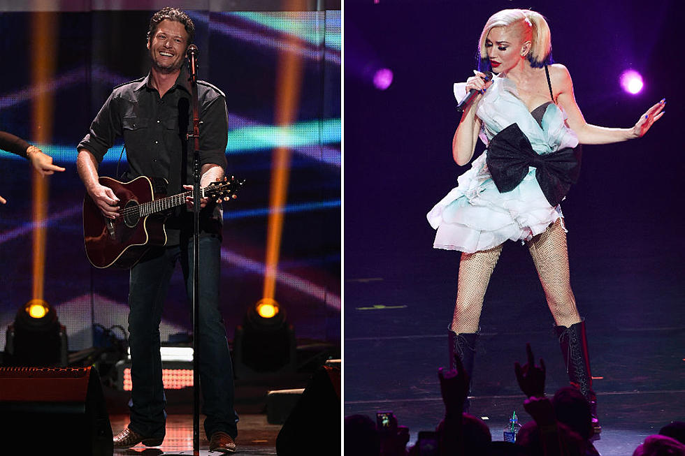 Blake Shelton dating Gwen