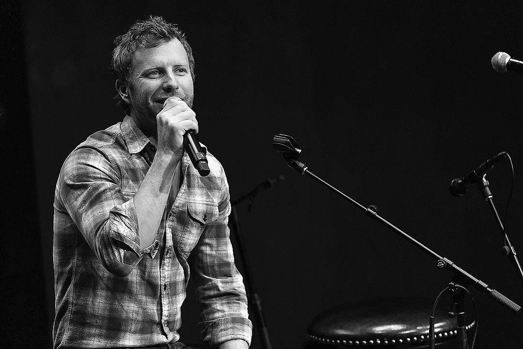 Dierks Bentley Shares Release Date Track Listing For Black