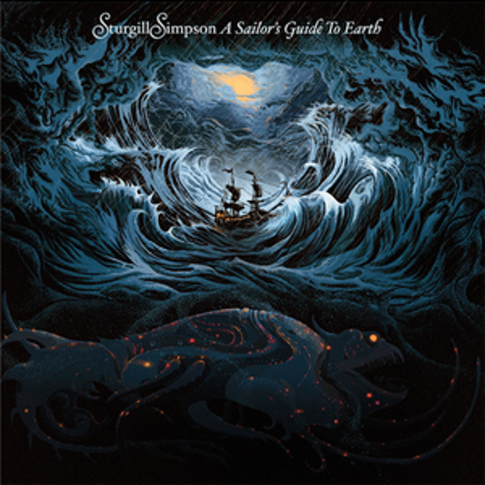 Sturgill Simpson Announces New Album, Shares Its First Single