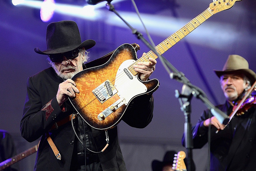 Merle Haggard's Final Song, 'Kern River Blues', Released