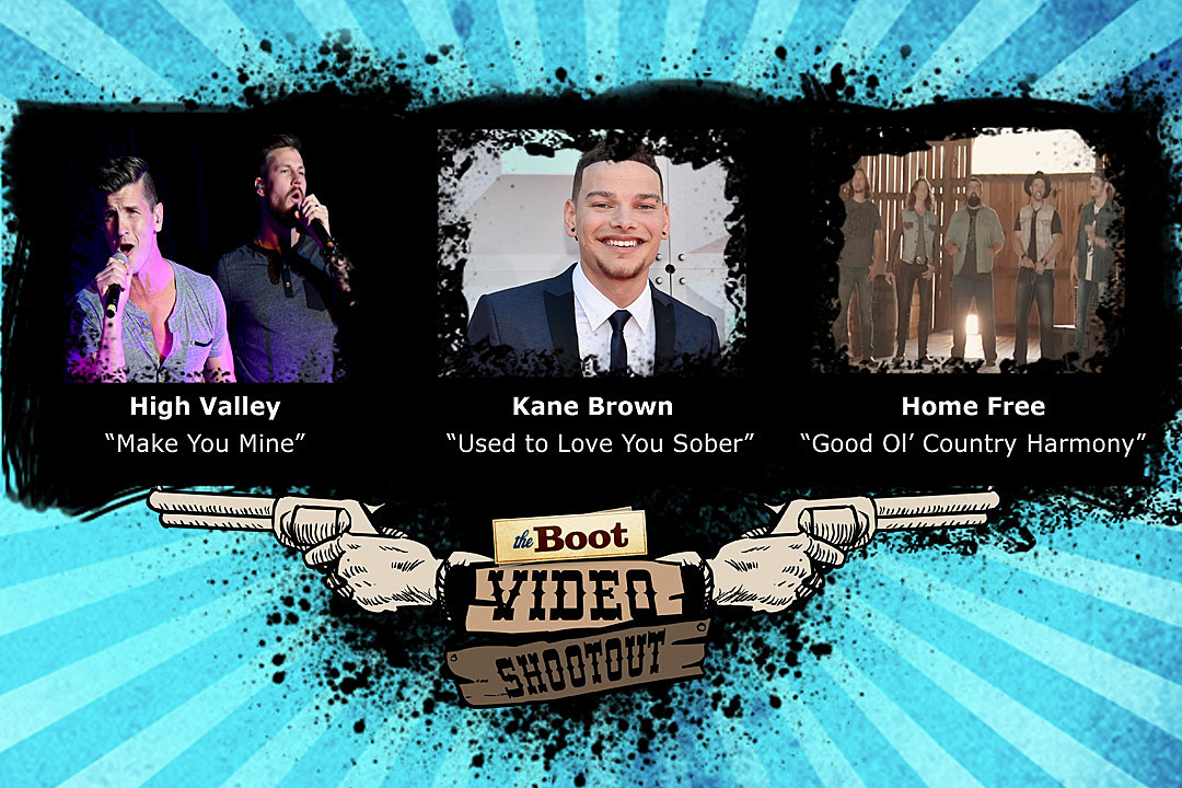 Video Shootout High Valley Vs Kane Brown Vs Home Free