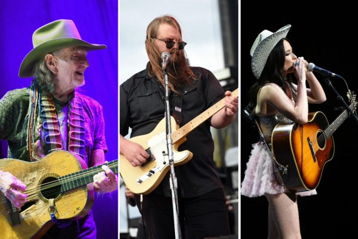 Nelson, Bryan and More Country Stars Booked for Summerfest