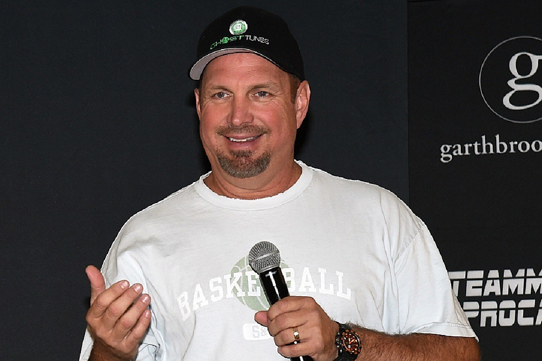 Garth Brooks Is Getting His Own SiriusXM Channel