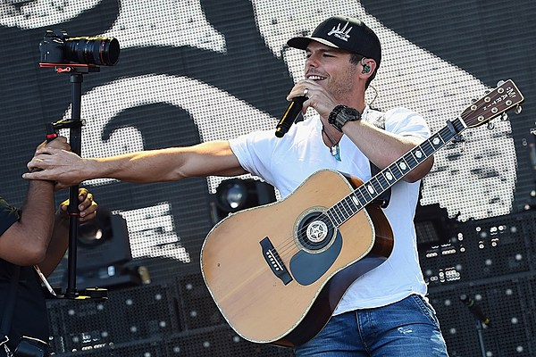 Granger Smith Credits Texas Roots Family For Career Growth