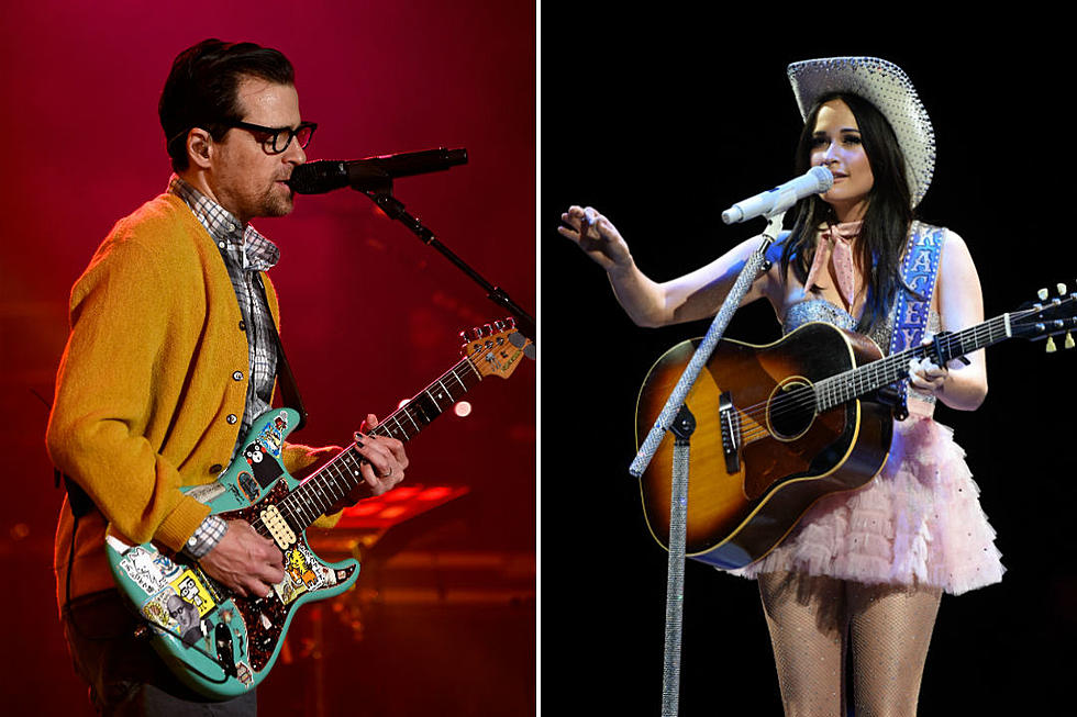 Watch Kacey Musgraves Join Weezer for 'Island in the Sun'