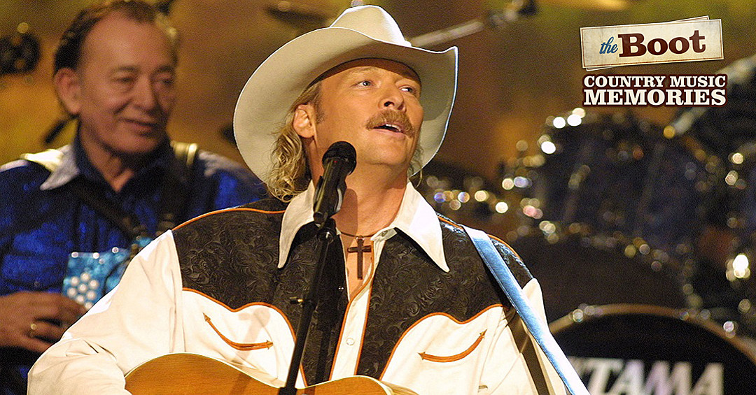 Country Music Memories: Jackson Earns First Double ...