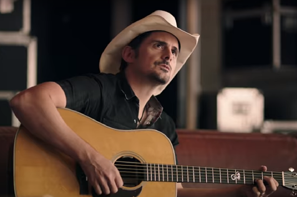 Brad Paisley Stars in New Nationwide Commercial [WATCH]