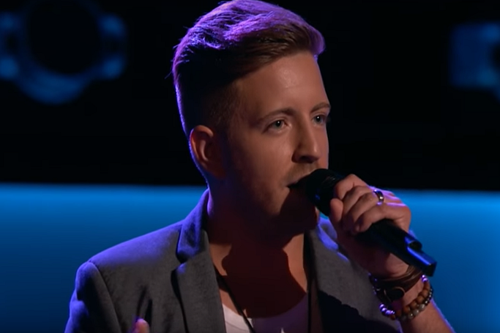 Billy Gilman Sings Adele For The Voice Blind Audition Watch