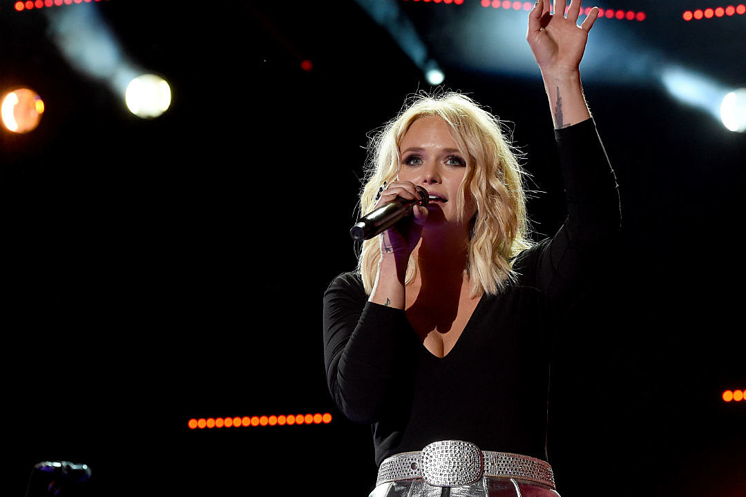 Everything We Know About Miranda Lambert's 'The Weight of