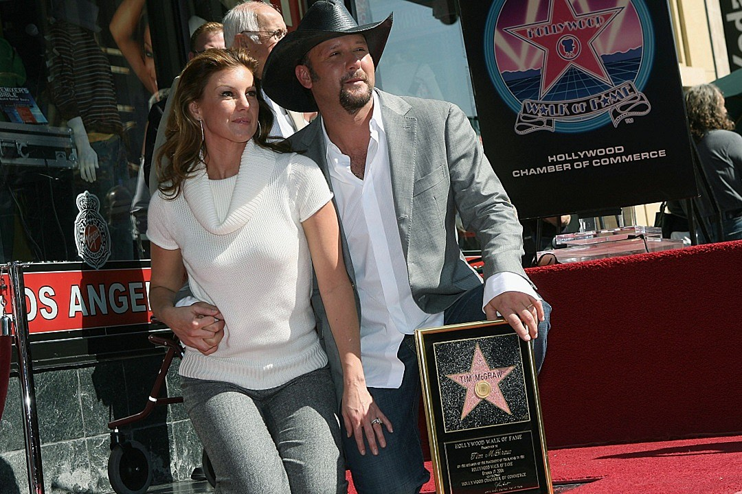 Country Music Memories: McGraw Earns Hollywood Walk of Fame Star