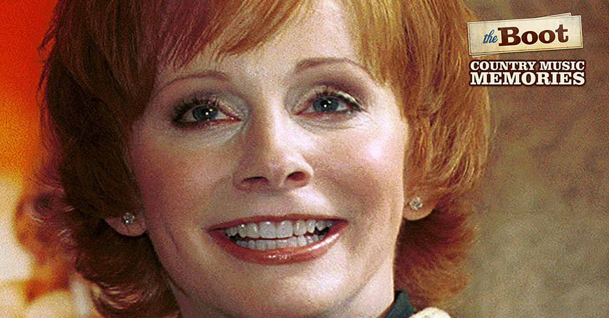 Country Music Memories Reba Mcentire Signs Her First