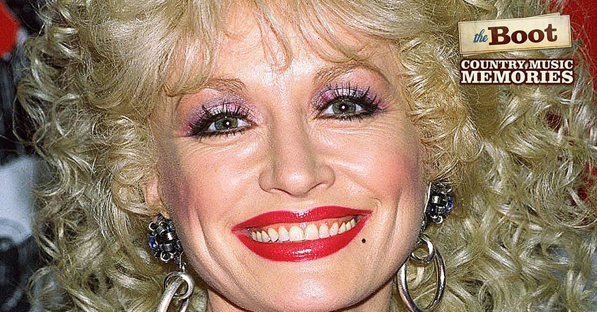 473fd69da24f4 Country Music Memories: Dolly Parton Debuts in '9 to 5'