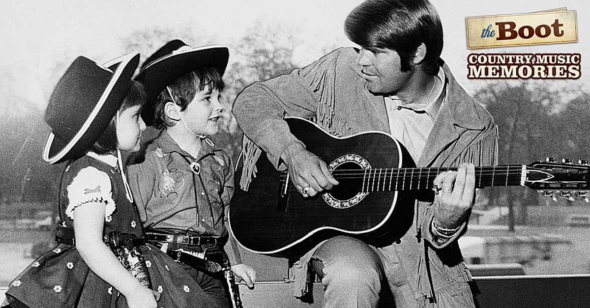 51 Years Ago: 'The Glen Campbell Goodtime Hour' Debuts on CBS
