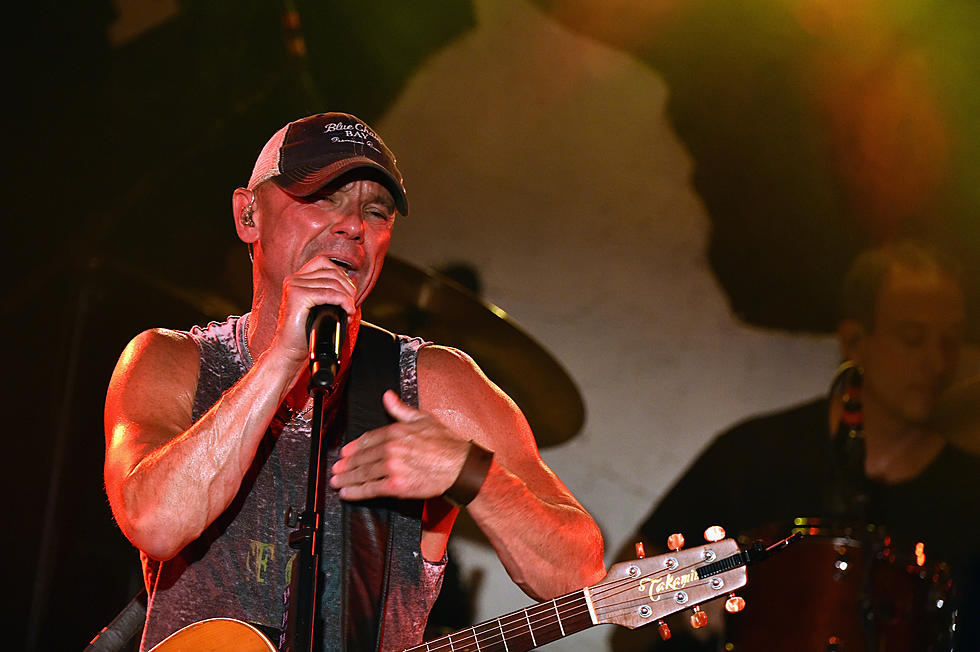 Kenny Chesney Leaves Sony, Signs With Warner