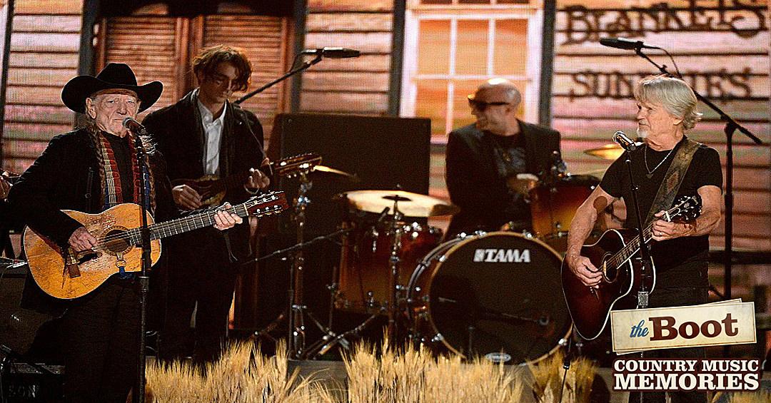 Country Music Memories The Highwaymen Begin Tour In Houston