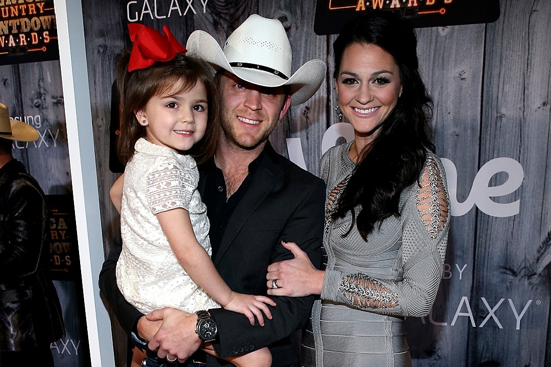 Photo of Justin Moore  & his  Daughter  Rebecca Klein Moore