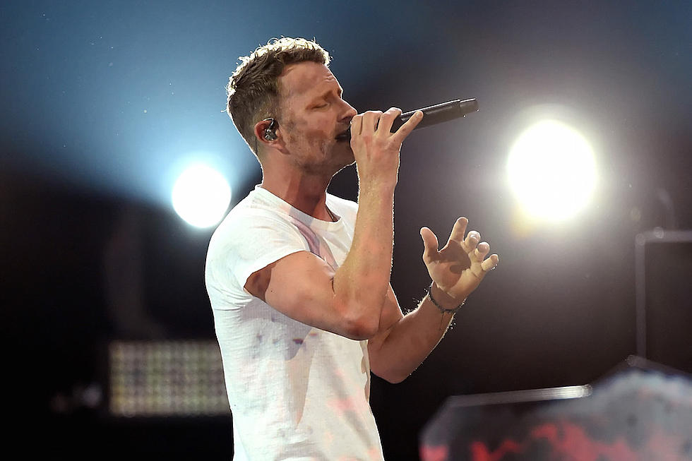 story behind the song: dierks bentley, 'black'