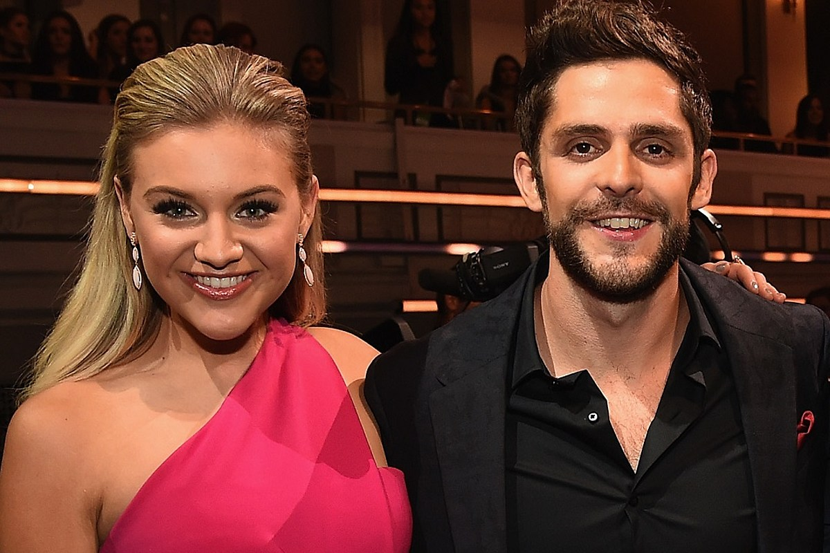 Thomas Rhett + Kelsea Ballerini 'Excited' to Return as 2019 'CMA Fest' TV Special Hosts