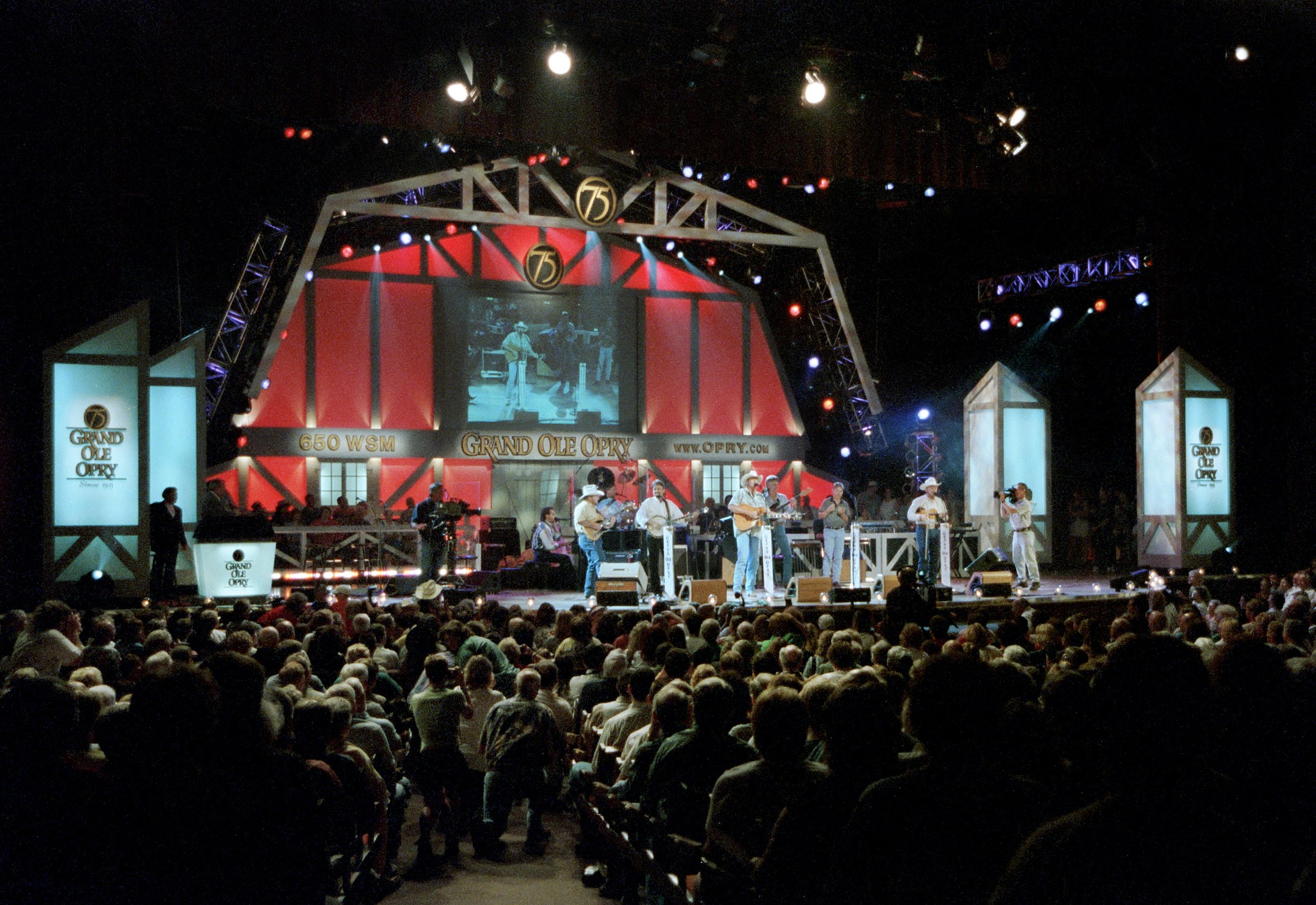Grand Ole Opry Membership How Does It Work