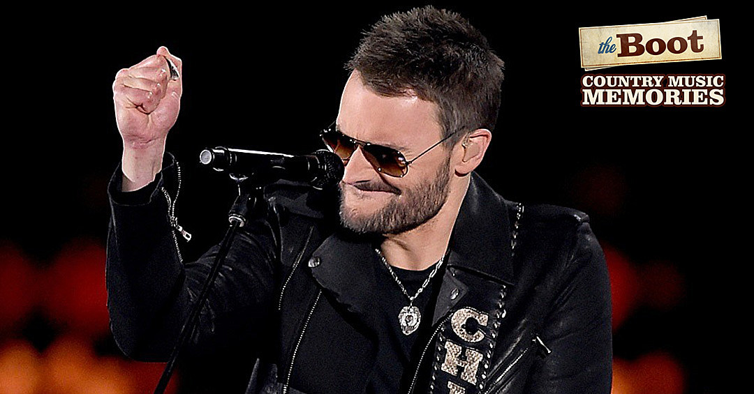 Country Music Memories Eric Church Is Born In North Carolina