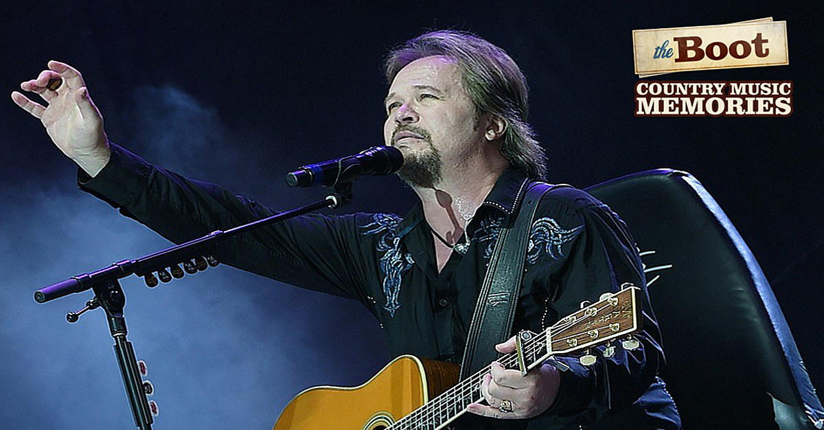 29 Years Ago: Travis Tritt Makes His Grand Ole Opry Debut