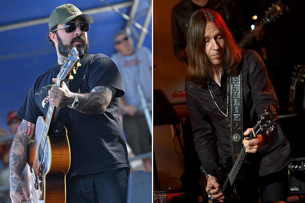 Aaron Lewis, Blackberry Smoke Team for Co-Headlining Tour