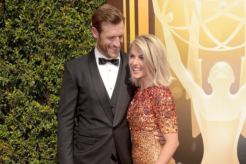 Julianne Hough Brooks Laich Are Married