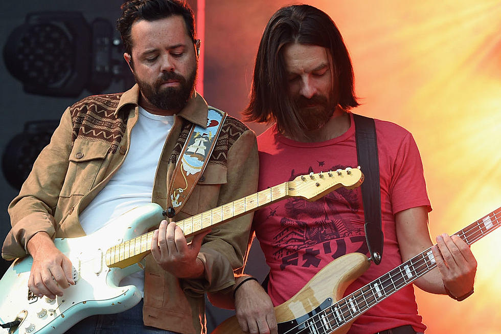 Hear Old Dominion's New Single, 'Written in the Sand'