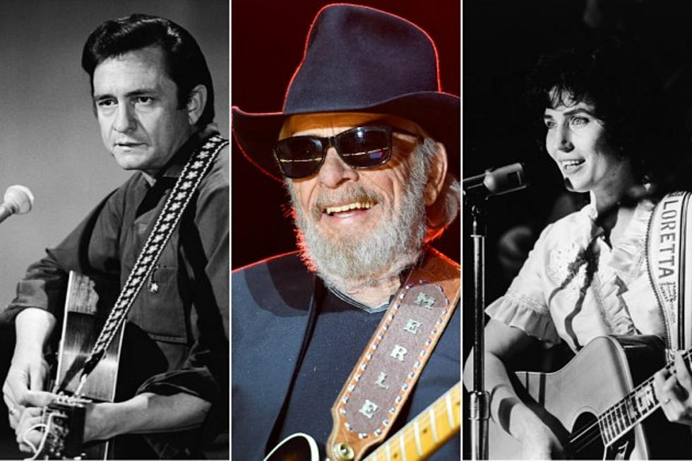 Top 10 Country Songs Of The 60s