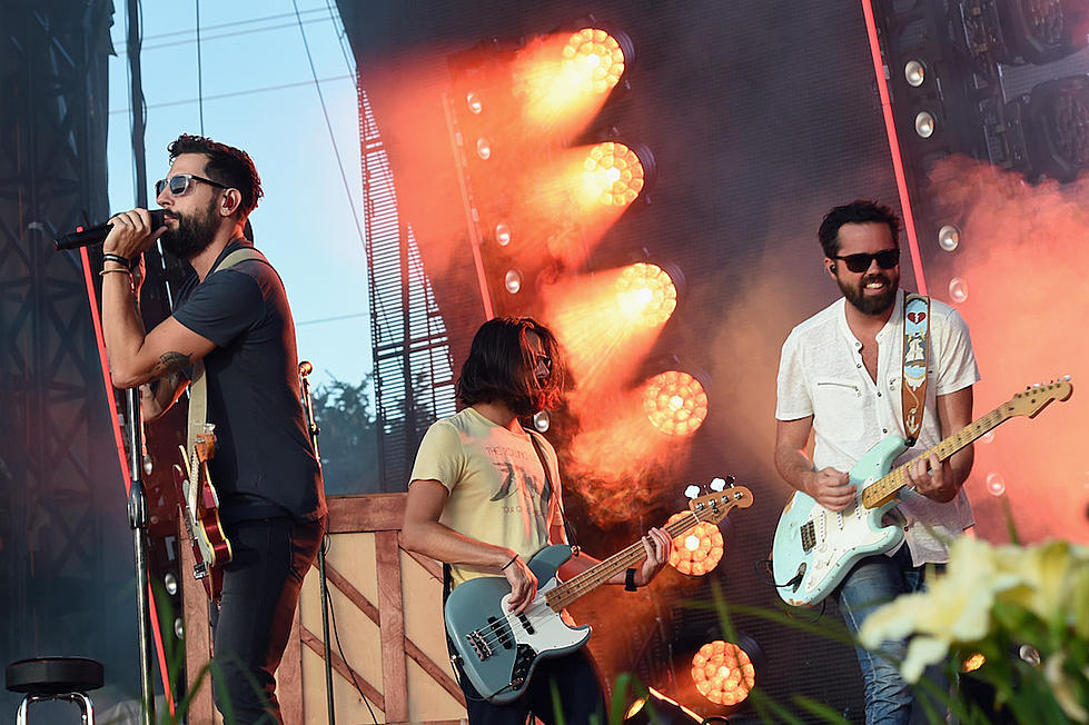 Old Dominion Share New Songs 'Be With Me', 'Not Everything's