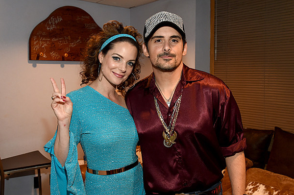 Brad Kimberly Williams Paisley S Most Adorable Moments