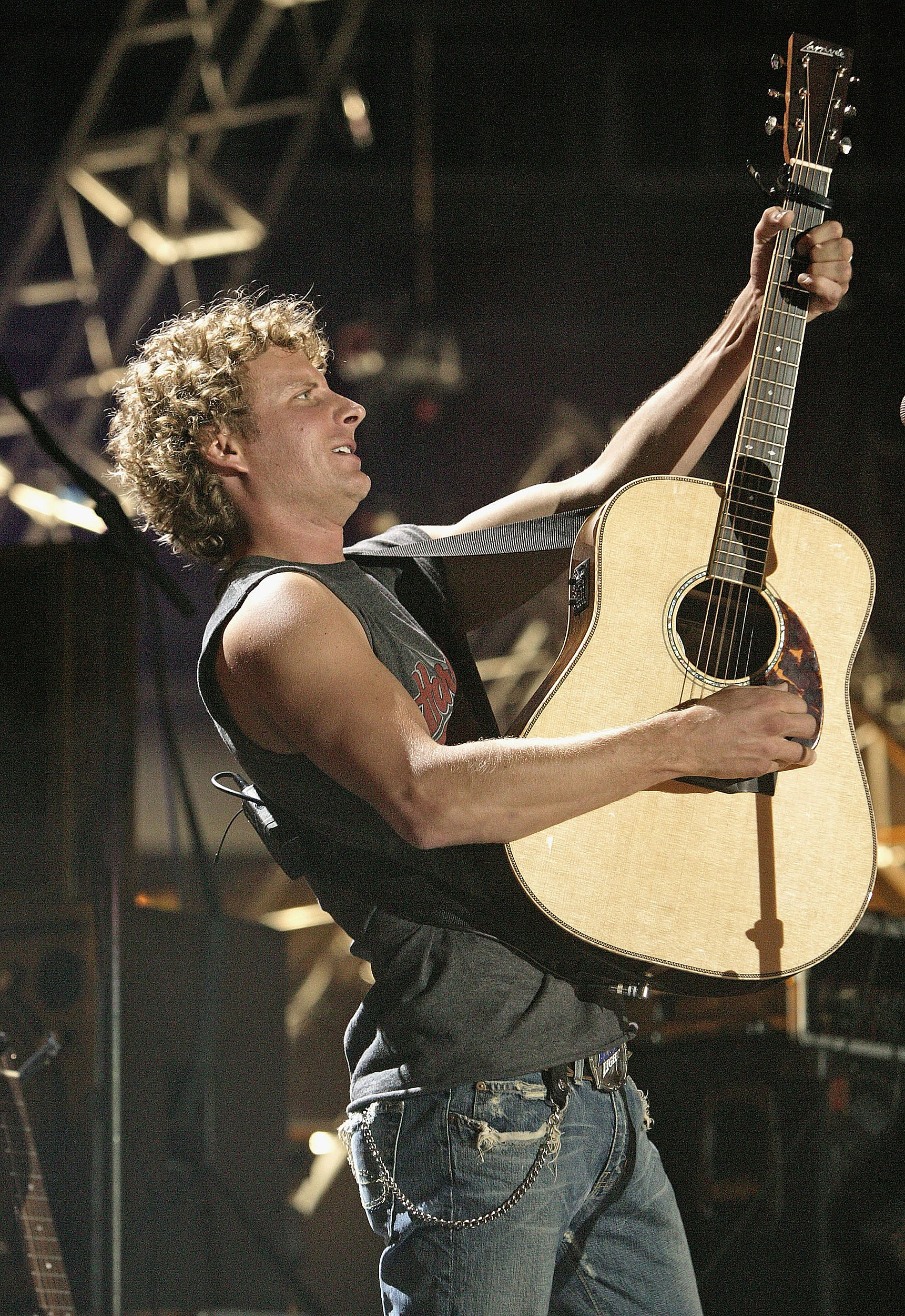 dierks bentley is actually working on two new tv shows
