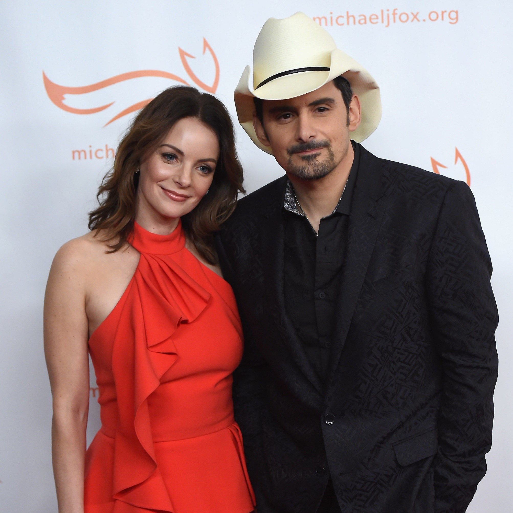 Brad + Kimberly Williams-Paisley's Most Adorable Moments