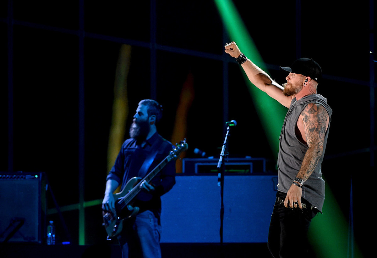 LISTEN: Brantley Gilbert Is Ready to 'Fire't Up' in New Song