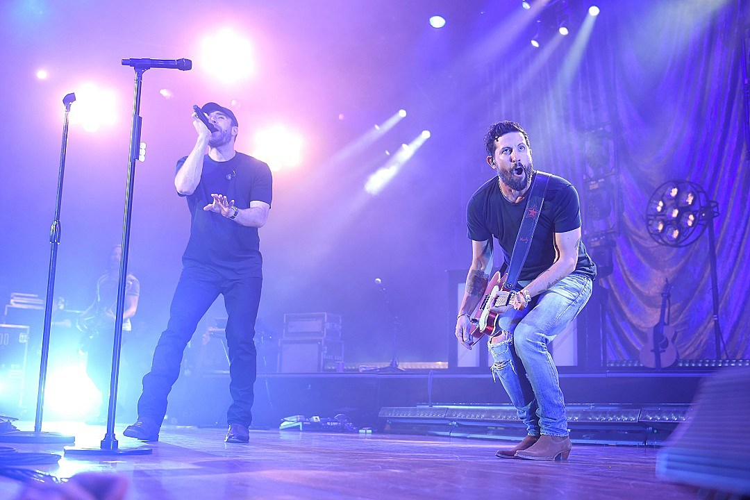 Old Dominion Team With Sam Hunt for 'Ex to See' + More [WATCH]