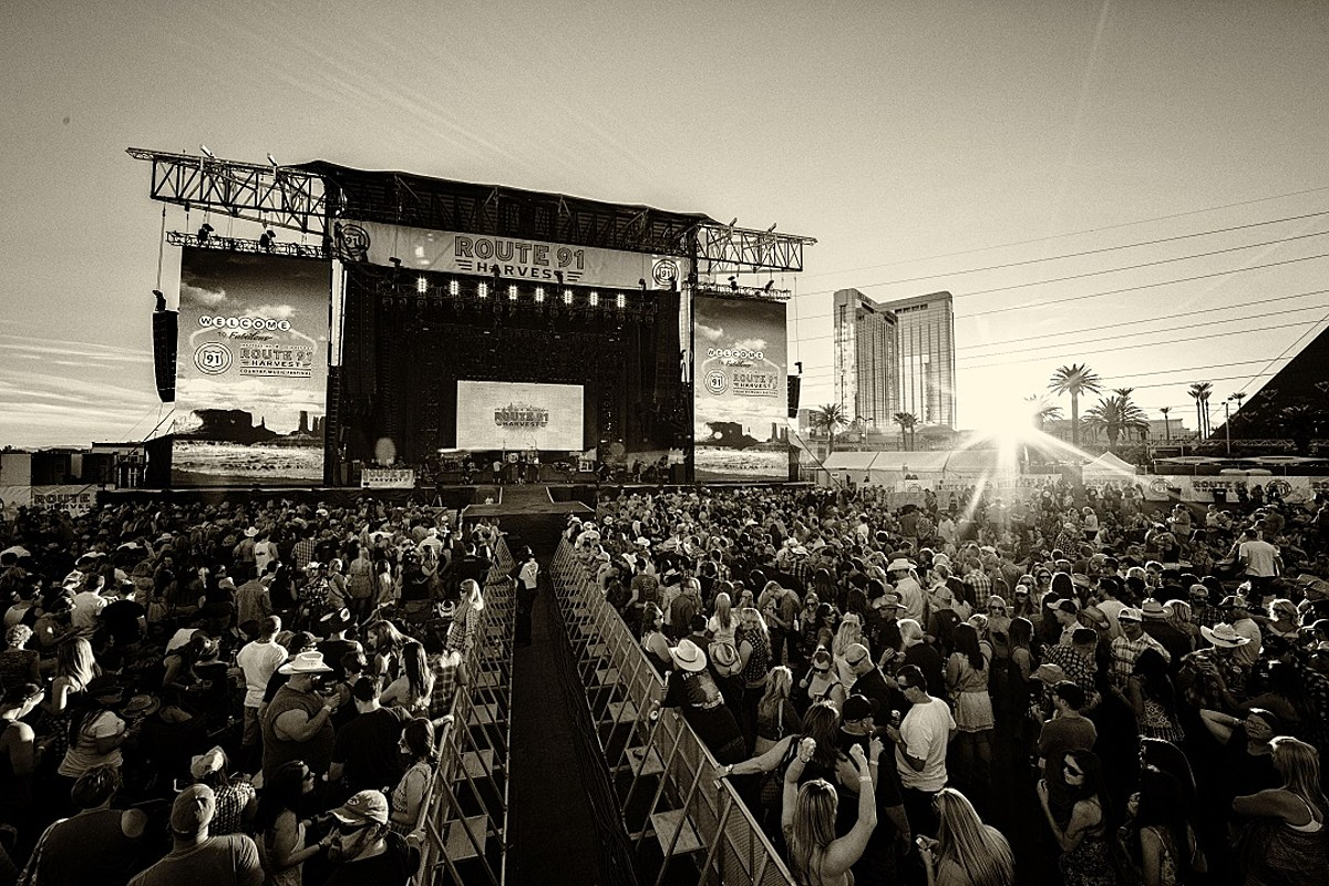 2017 Route 91 Harvest Festival Shooting Site to Become Community Center