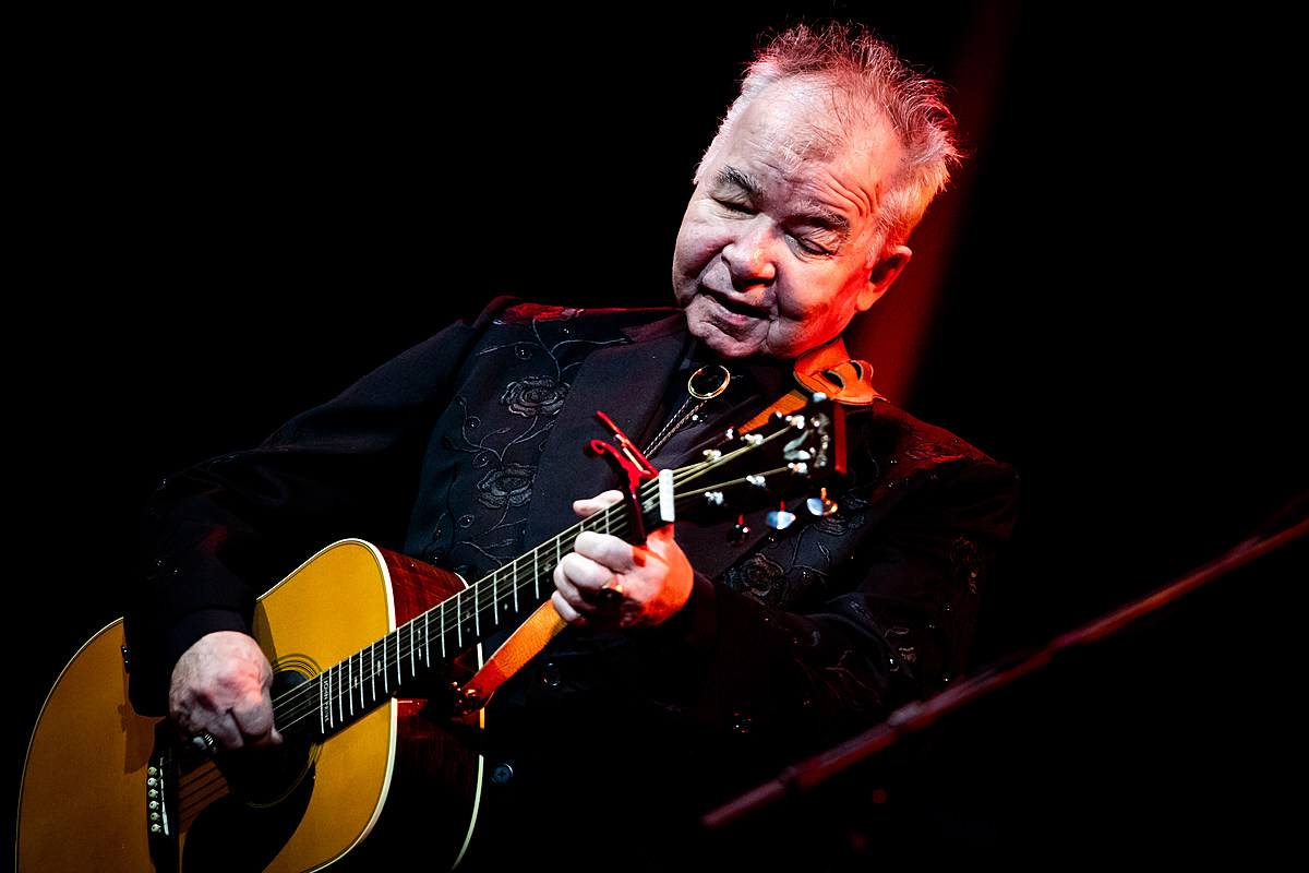 John Prine Cancels Winter 2020 Concerts Due to Unexpected Surgery