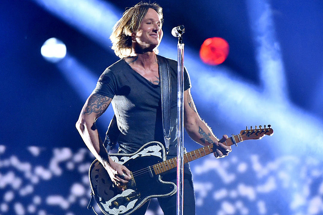 10 Things You Might Not Know About Keith Urban