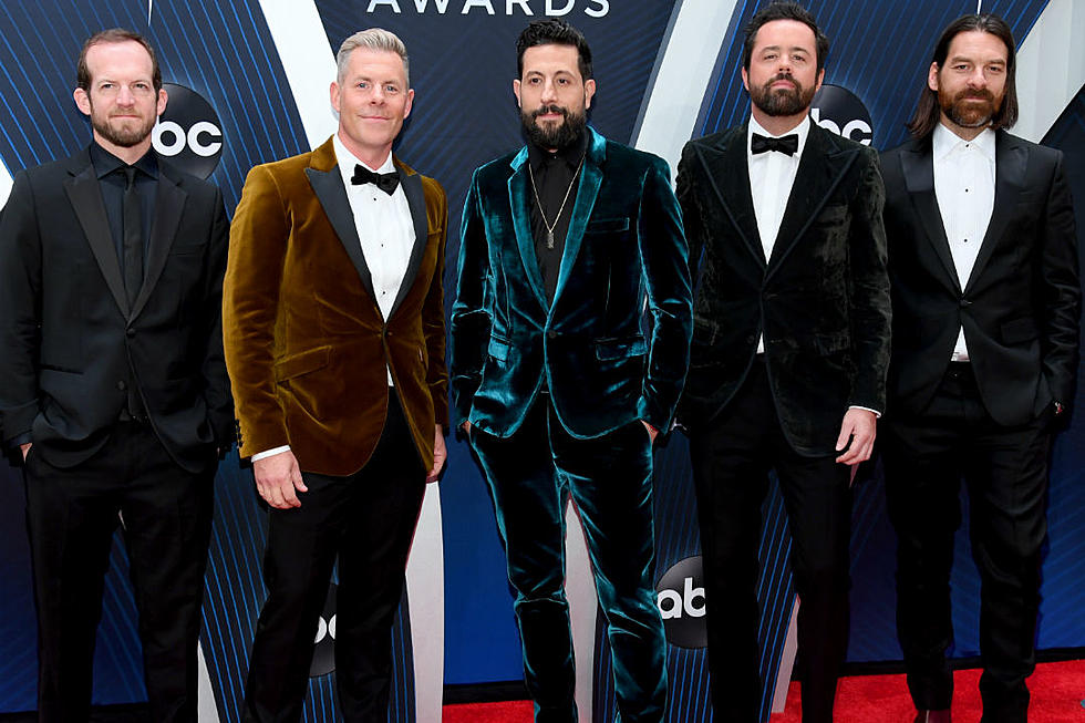 Old Dominion Are the 2018 CMA Awards Vocal Group of the Year