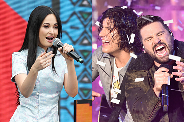Grammy 2019 Performers: Kacey Musgraves, Dan + Shay To Perform At 2019 Grammy Awards