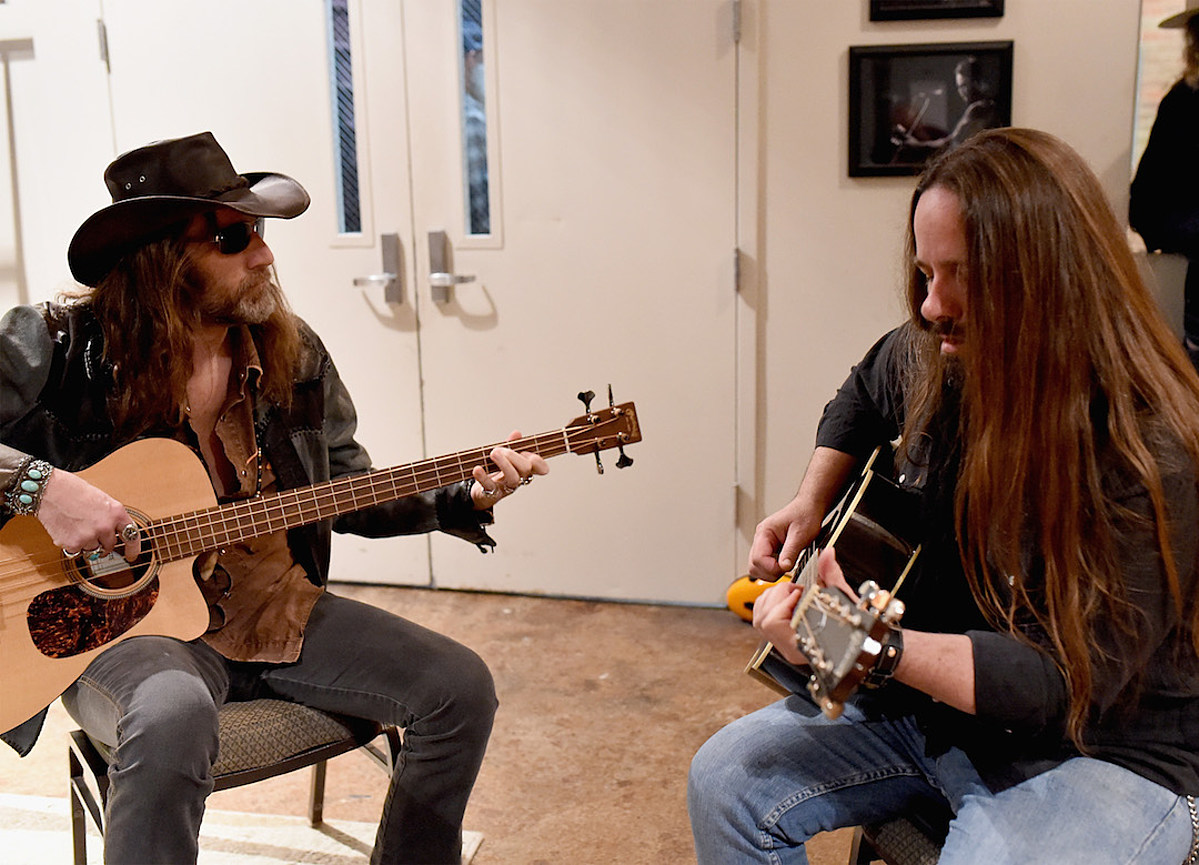 Blackberry Smoke Ready Series of Acoustic Shows for 2019
