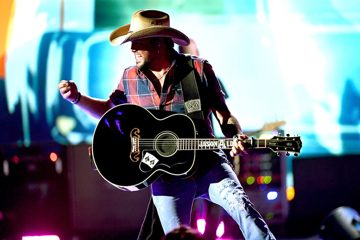 Jason Aldean: FGL Collab Meant Getting to Work With 'My Buddies'
