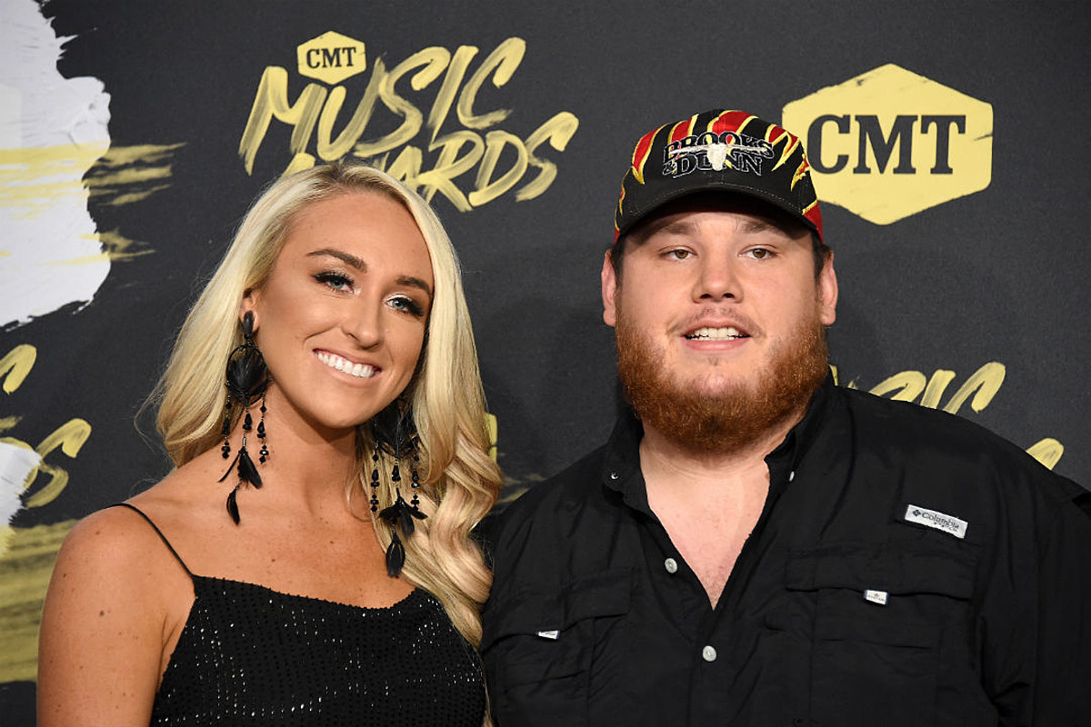 Luke Combs' Fiancee Is Done With People Bodyshaming Her Future Husband